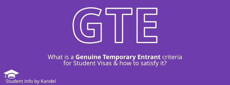 Student Info Blog Banner - GTE